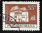 Stamps Romania -  Fortaleza de Maldarasti