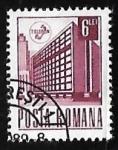 Stamps Romania -  Oficinas de Correos - Bucharest