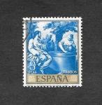 Sellos del Mundo : Europa : España : Edf 1916 - Pintura