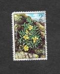 Stamps : Europe : Spain :  Edf 2221 - Hypericum Ericoides