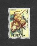 Sellos de Europa - España -  Castaño