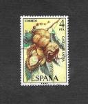 Sellos de Europa - España -  Edf 2257 - Castaño
