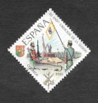 Stamps : Europe : Spain :  Edf 2045 - L Aniversario de la Legión