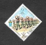 Stamps Spain -  Edf 2044 - L Aniversario de la Legión