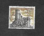 Stamps : Europe : Spain :  Edf 1882 - Castillos de España