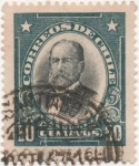 Stamps Chile -  Y & T Nº 96