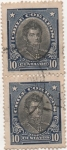 Stamps Chile -  Y & T Nº 104 x2