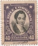 Stamps America - Chile -  Y & T Nº 119