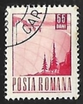 Stamps Romania -  Represa