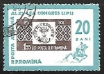 Sellos de Europa - Rumania -   Día del Sello