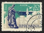 Stamps Romania -  Tomis
