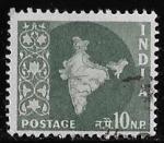 Sellos del Mundo : Asia : India : India-cambio