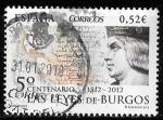 Stamps : Europe : Spain :  España-cambio