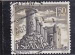 sellos de Europa - España -  CASTILLO DE PEÑAFIEL (33)