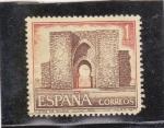 Sellos del Mundo : Europa : España : PUERTA DE TOLEDO (33)