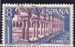 Sellos del Mundo : Europa : España : MONASTERIO DE STO.DOMINGO DE SILOS (33)