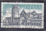 Stamps : Europe : Spain :  MONASTERIO DE LAS HUELGAS (33)