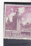 Stamps : Europe : Spain :  TORRE DEL ORO (33)