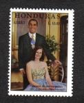 Sellos del Mundo : America : Honduras :  Primer Año de Gobierno