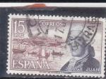 Stamps Spain -  JORGE JUAN (33)