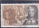 Stamps : Europe : Spain :  BEATRIZ GALINDO (33)