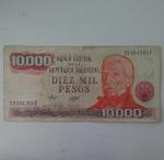 monedas de America - Argentina -  10.000 pesos