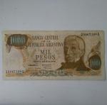 monedas de America - Argentina -  1.000 pesos