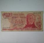 monedas de America - Argentina -  100 pesos