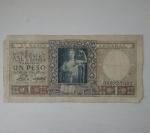 monedas de America - Argentina -  1 peso