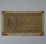 monedas de America - Argentina -  50 centavos
