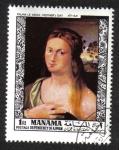 Sellos de Asia - Emiratos Árabes Unidos -  Pinturas de antiguos Maestros, Manama