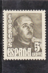 Stamps : Europe : Spain :  GENERAL FRANCO (33)
