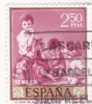Sellos del Mundo : Europa : España : EL JUEGO DEL DADO- MURILLO (33)