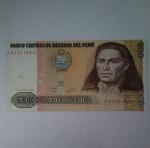 monedas de America - Perú -  1987 - 500 Intis