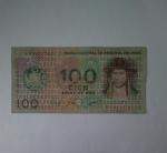 monedas de America - Perú -  1976 - 100 soles oro