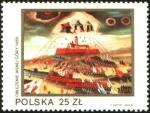 Stamps Poland -  Virgen Negra de Jasna Gora