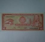 monedas de America - Perú -  1976 - 10 soles de oro
