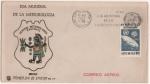 Sellos de America - México -  DÍA MUNDIAL DE LA METEREOLOGÍA