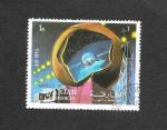 Stamps United Arab Emirates -  Mi992A - Apolo 17