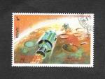 Sellos del Mundo : Asia : Emiratos_Árabes_Unidos : Apolo 16