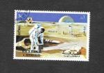 Stamps United Arab Emirates -  Mi985A - Apolo 16