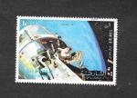 Stamps United Arab Emirates -  Apolo 16