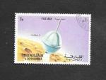 Stamps United Arab Emirates -  Mi994A - Luna 9