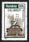 Sellos de Europa - Rumania -  Călinești