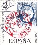 Stamps : Europe : Spain :  DIA MUNDIAL DEL SELLO (33)