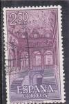 Stamps Spain -  MONASTERIO DEL ESCORIAL (33)