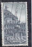 Stamps : Europe : Spain :  MONASTERIO DEL ESCORIAL (33)