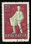 Sellos de Europa - Rumania -  Viticultura
