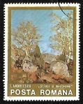 Stamps : Europe : Romania :  Paisaje