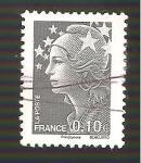 Sellos de Europa - Francia -  RESERVADO MARIA